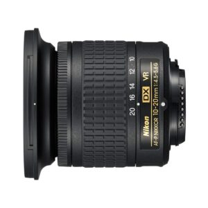 Recommended Lenses for the Nikon D3400 - Nikon AF-P 10-20mm f/4.5-5.6 VR